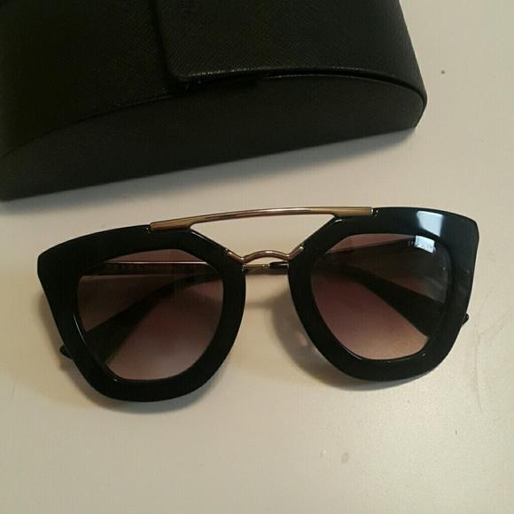 47474ff2ba81 Authentic Prada cat eye sunglasses. M 5acc5bfa46aa7ca9ee984cb2. Other  Accessories ...